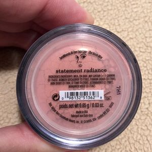 Bareminerals face color-statement radiance